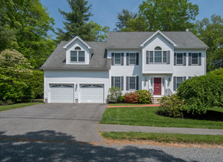 Needham Colonial's a warm, special home