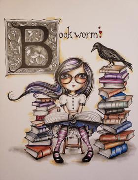 """Bookworm"""