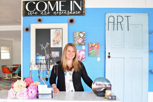 Bleu Palette Art Studio
