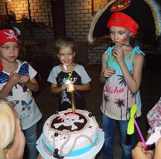день рождения в оренбурге на квесте