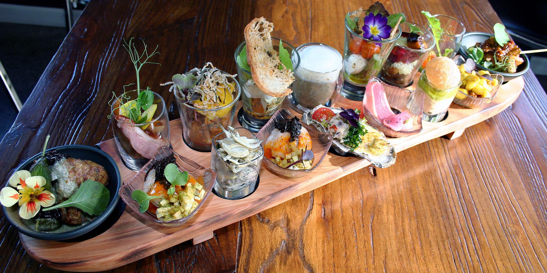 Sungka Entree Platter