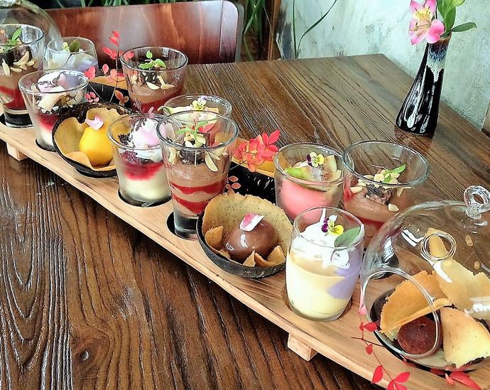 Sungka Desserts Platter