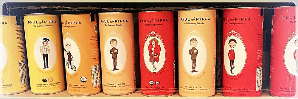 Biscuits Paul & Pippa ©Clémentine Chauveau