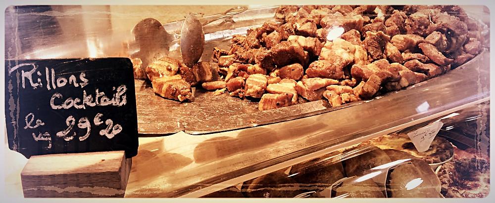 Rillons cocktail Au Roy Gourmet ©Clémentine Chauveau
