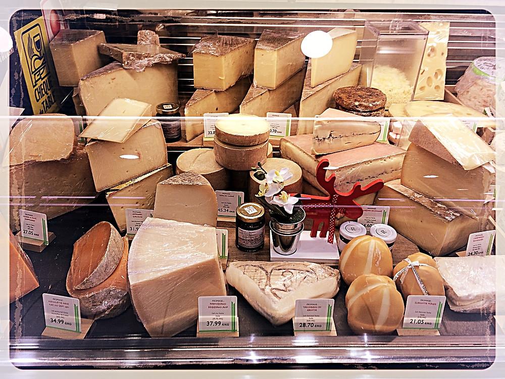 Spécialités fromagères diverses Beillevaire ©Clémentine Chauveau