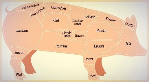 Tout est bon dans le cochon! ©Clémentine Chauveau