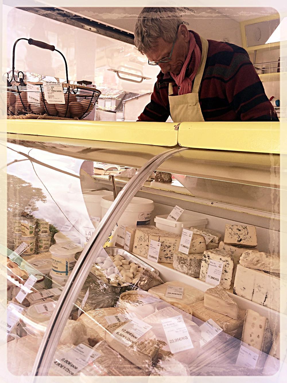Au gré du lait - Dominique Desserre ©Clémentine Chauveau
