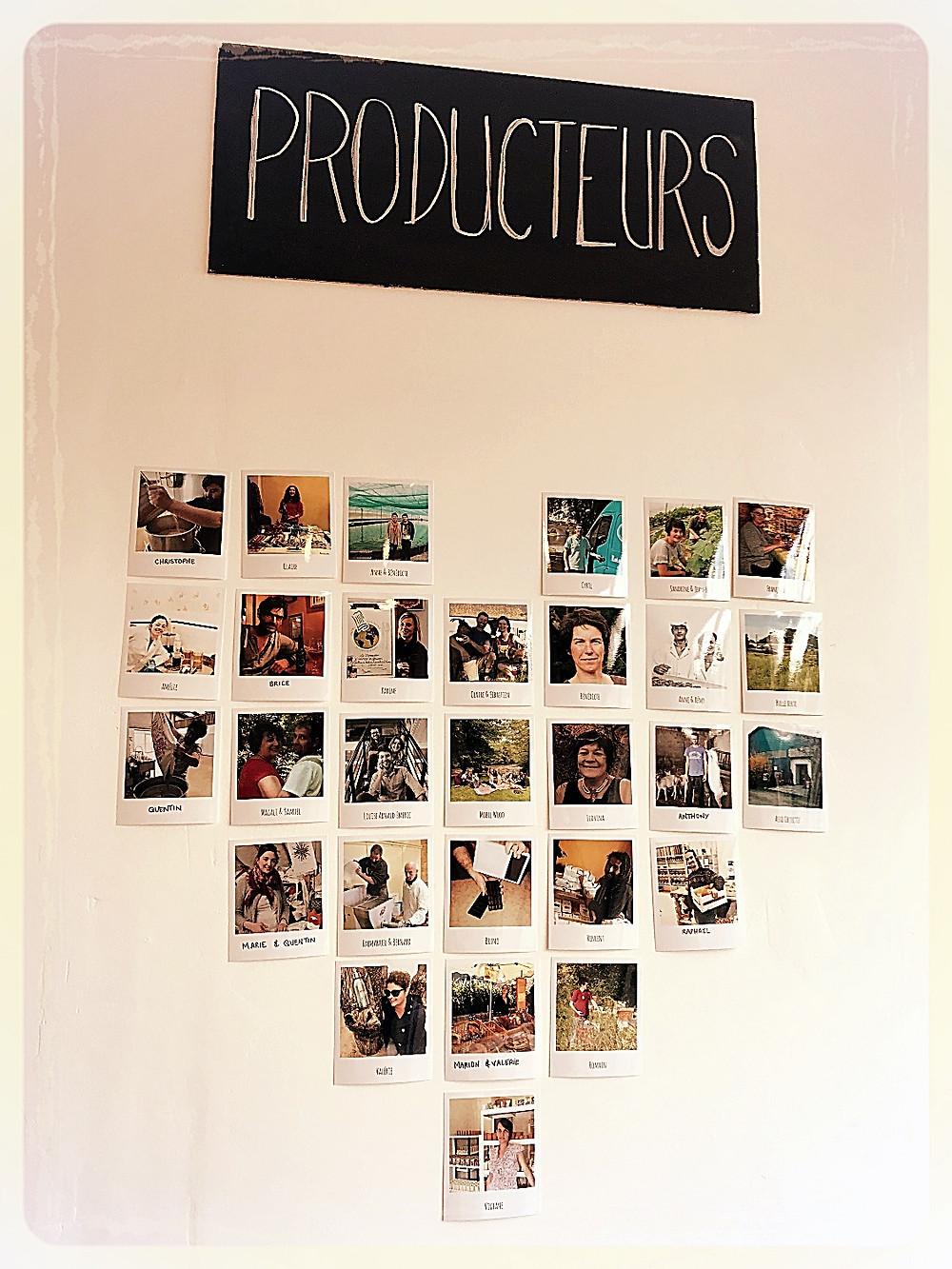 Photos des producteurs ©Clémentine Chauveau