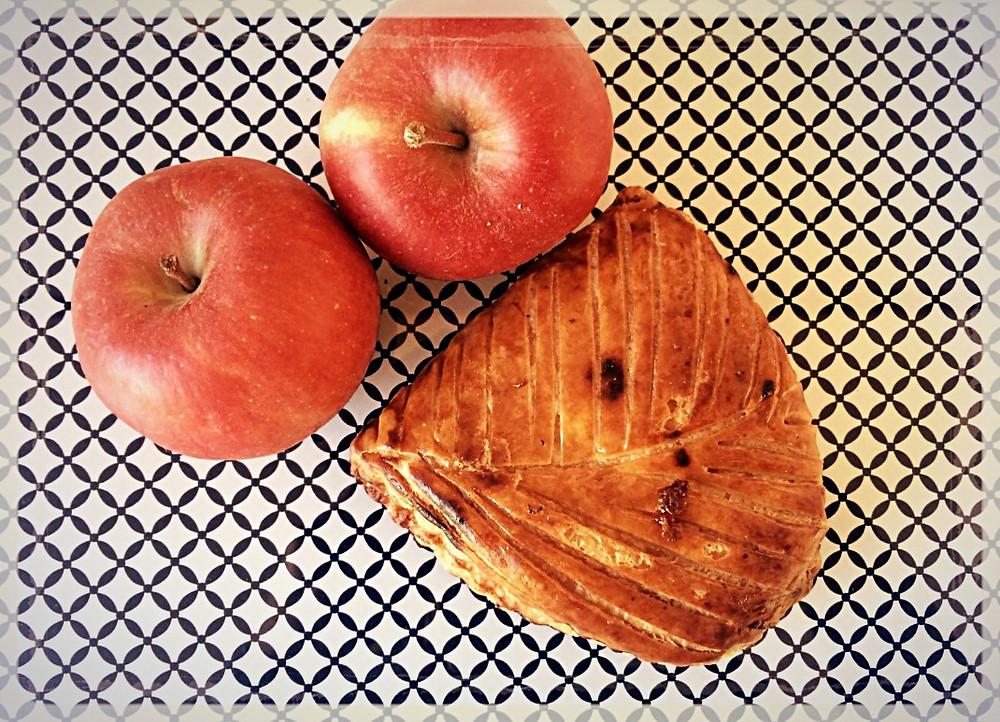 Le chausson aux pommes l'Atelier du Talemelier ©Clémentine Chauveau
