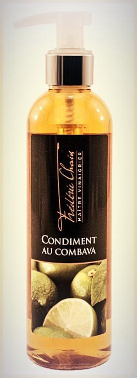 Condiment au combava Frédéric Chaix ©Clémentine Chauveau
