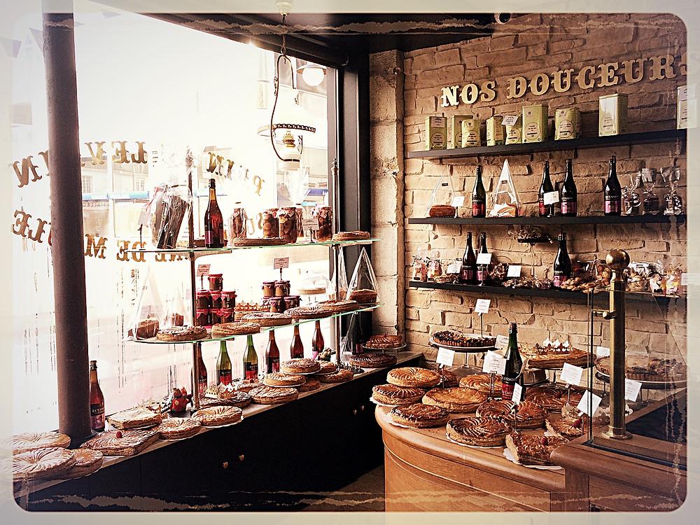La boutique l'Atelier du Talemelier ©Clémentine Chauveau