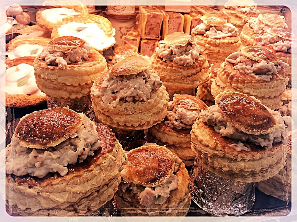 Bouchées à la Reine Au Roy Gourmet ©Clémentine Chauveau