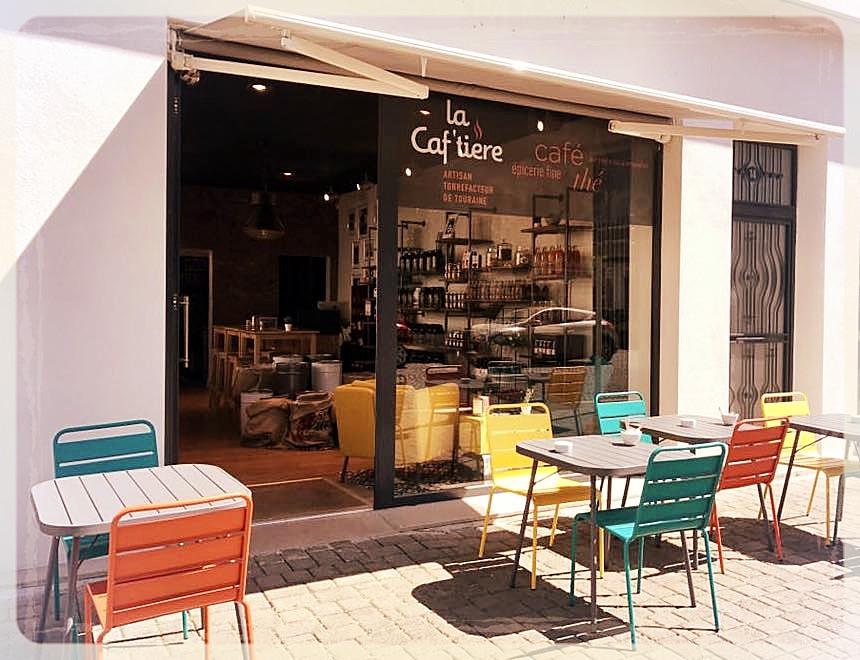 La Caf'tière ©Claire Do Vale