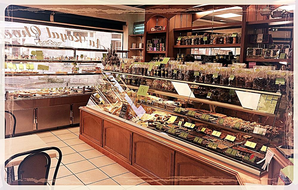 Boutique Au Royal Chocolat ©Clémentine Chauveau