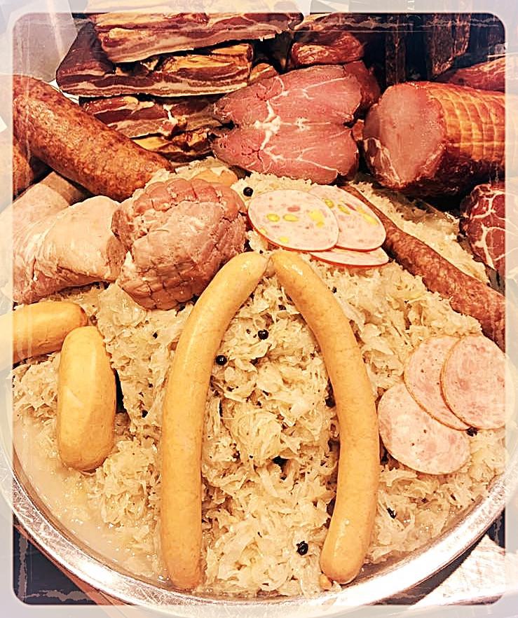 Choucroute garnie Au Roy Gourmet ©Clémentine Chauveau