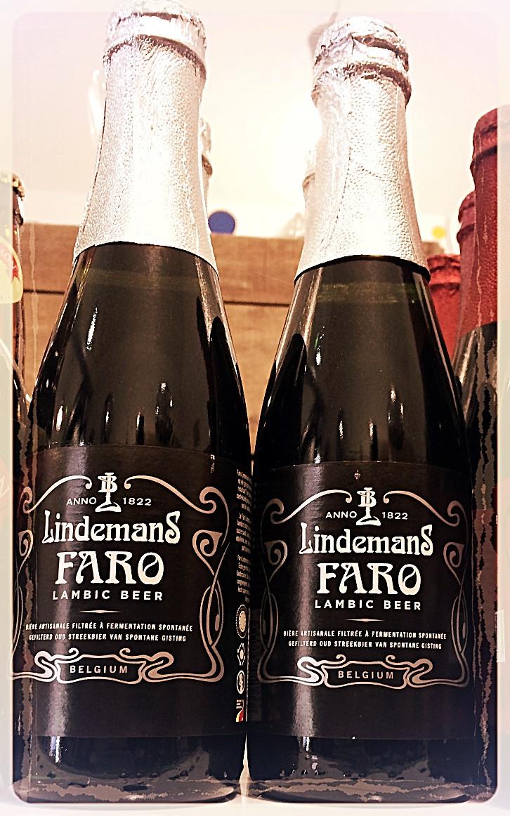 Bière Faro Lindemans ©Clémentine Chauveau