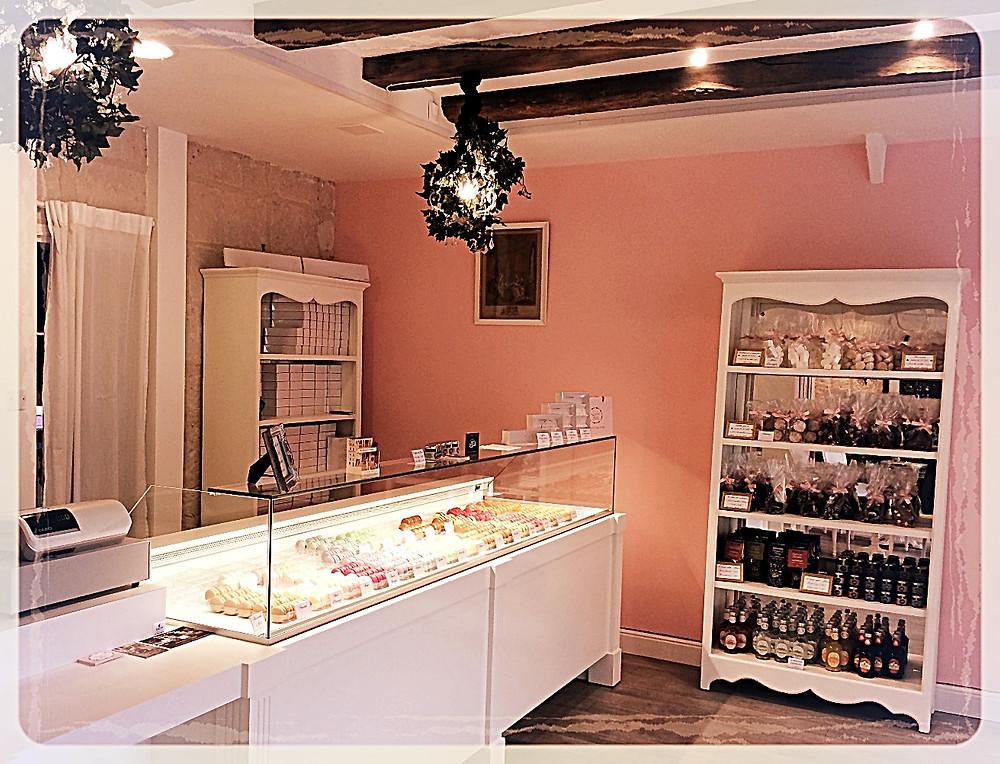 Boutique l'Instant Boudoir ©Clémentine Chauveau
