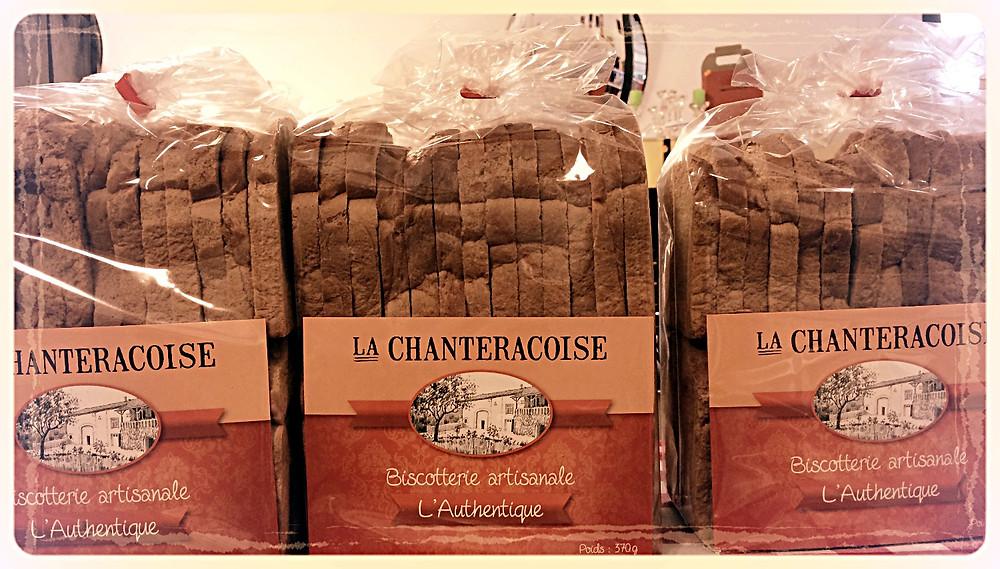 Biscottes artisanales ©Clémentine Chauveau