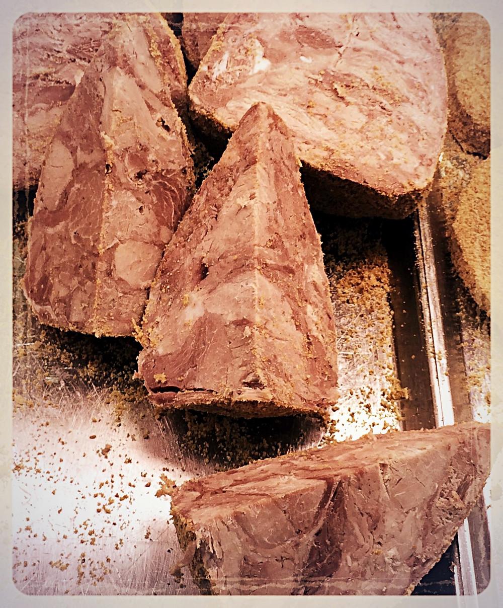 Jambonneau pané Au Roy Gourmet ©Clémentine Chauveau