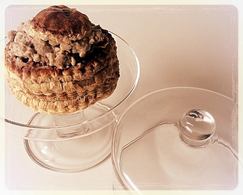 Bouchée à la Reine Au Roy Gourmet ©Clémentine Chauveau