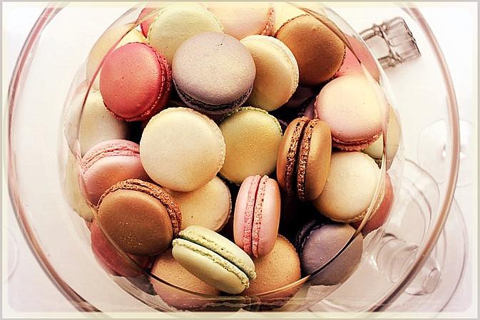 Assortiment macarons l'Instant Boudoir ©Clémentine Chauveau