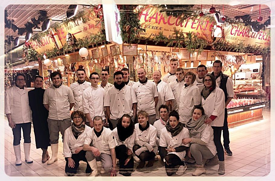 L'équipe Au Roy Gourmet ©Clémentine Chauveau