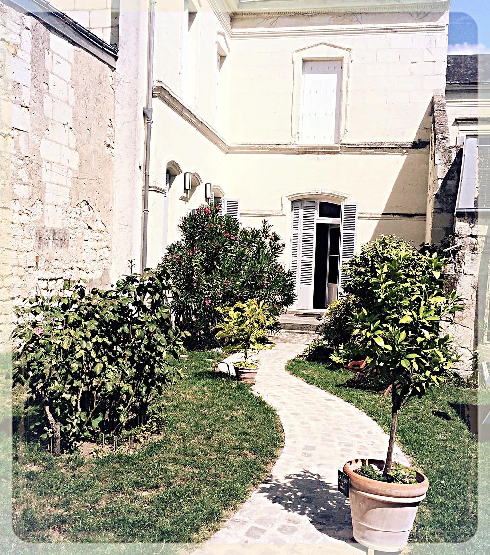 La maison des confitures à Chinon © Clémentine Chauveau