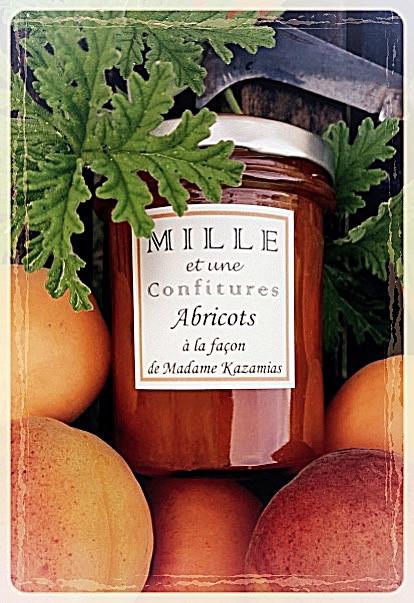 Confiture d'abricots ©Laurent Dutheil