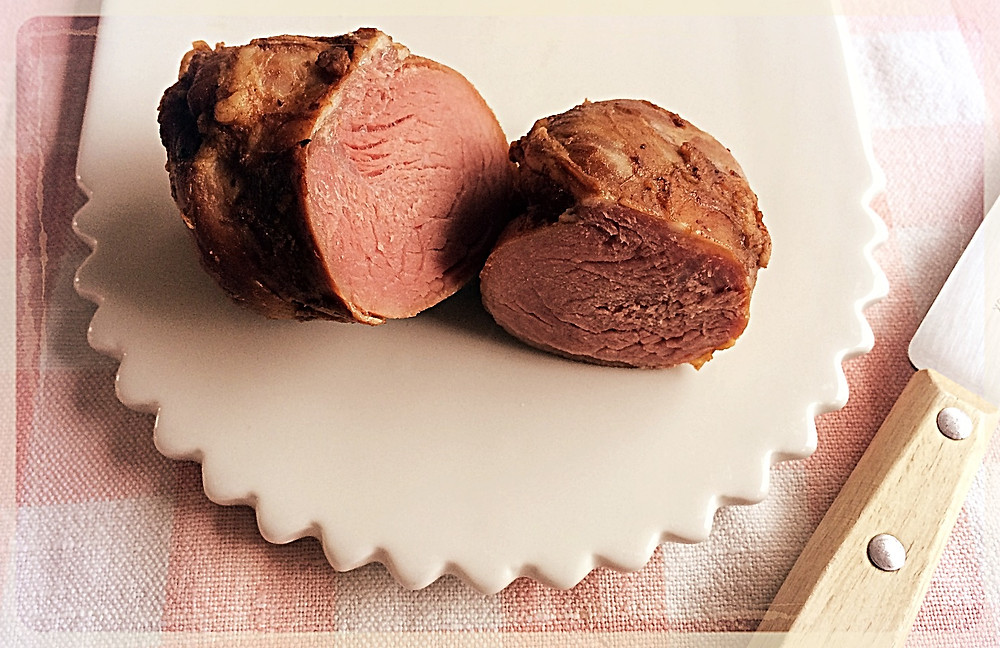 Souris d'épaule de cochon confite Au Roy Gourmet ©Clémentine Chauveau