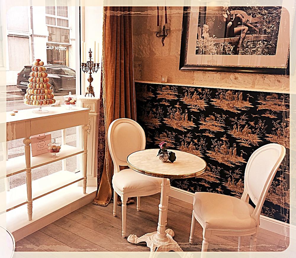 Salon de thé ©Clémentine Chauveau