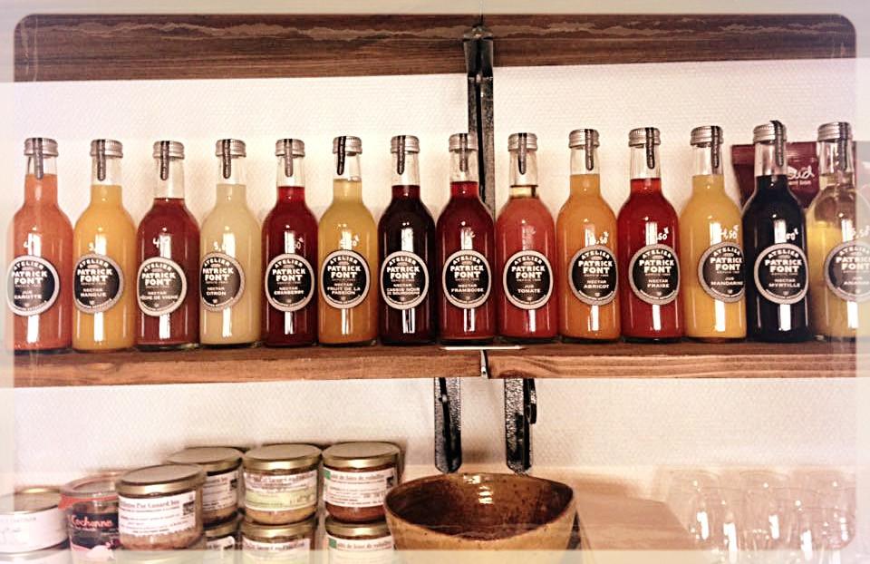 Produits d'épicerie La Cabane à vin ©Clémentine Chauveau