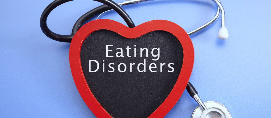 Eating Disorders - it's about mood not food.