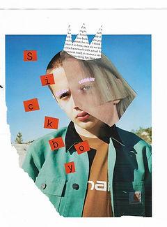sick boy - Clelia Anchisi