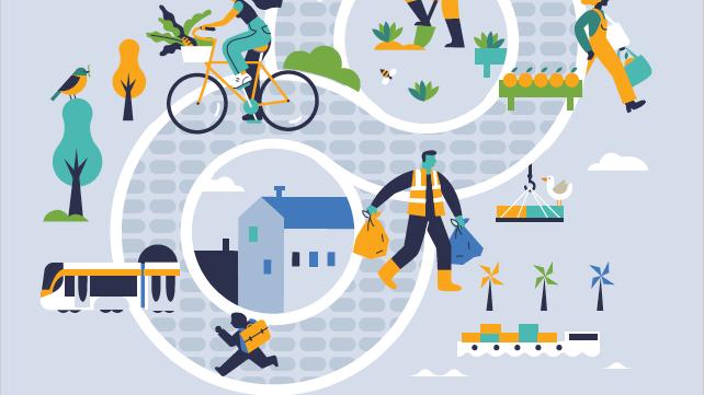 """""""Circulaire economie in het Brussels Hoofdstedelijk Gewest"""""""