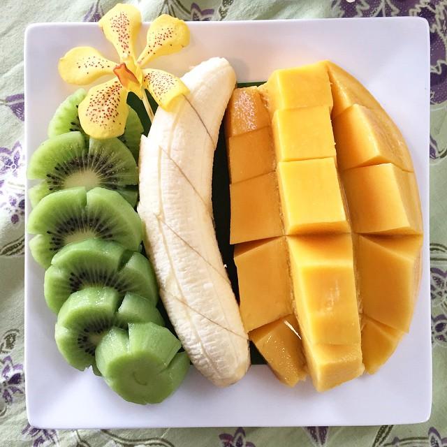 Mix fruit
