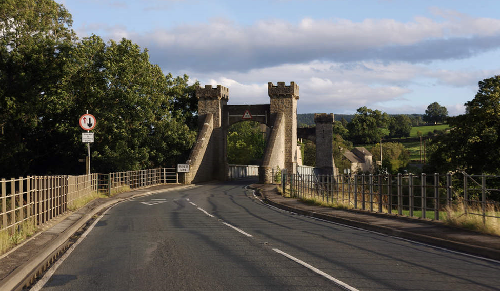 Bridge to Middleham