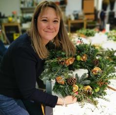 Jo - Wreath Making