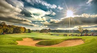 Rocklfife Hall golf course