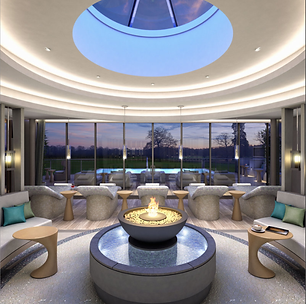 The spa at Rockliffe Hall