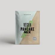 Mistura de Panqueca Vegana