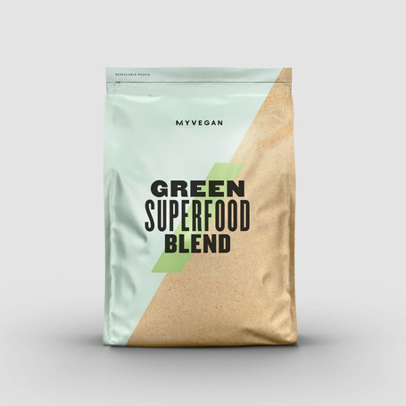 Mistura de Super alimentos Verdes