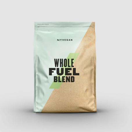 Mistura Whole Fuel / Batido Substituto de Refeição Vegano