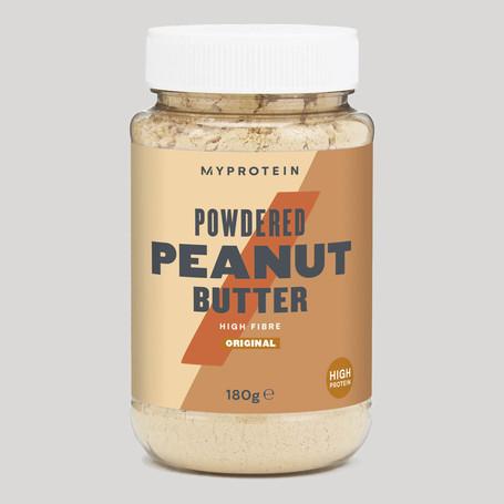 Manteiga de Amendoim em Pó