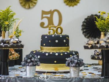 Aniversário 50 Anos Adriana