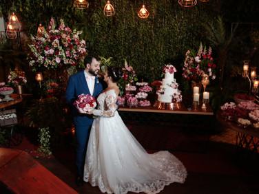 Casamento Gabi & Ruyter