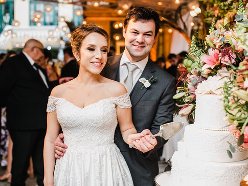 Casamento Nathália & Fábio