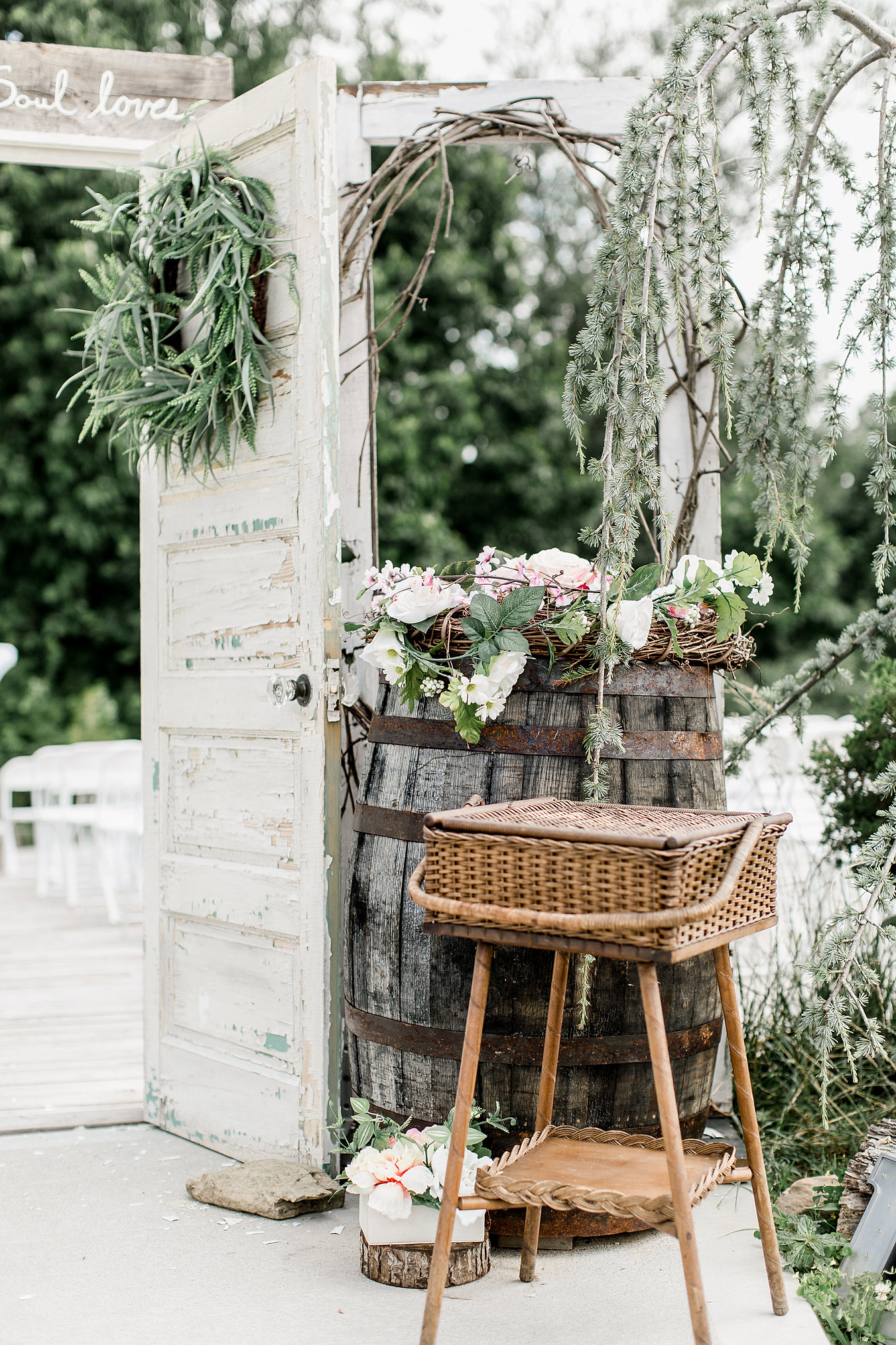 The Barn On Enchanted Acres Rustic Wedding Barn In Ohio