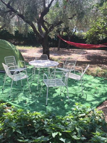 Giardino - Zona relax