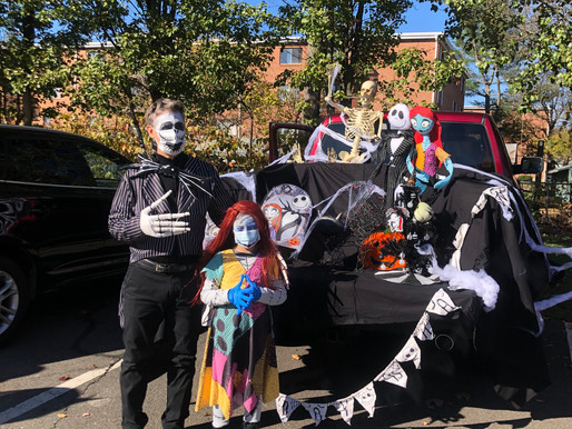 Chiromark's First Trunk or Treat