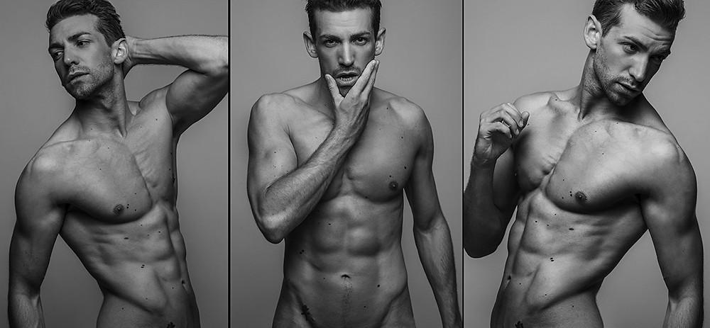 Model Richard Rennie